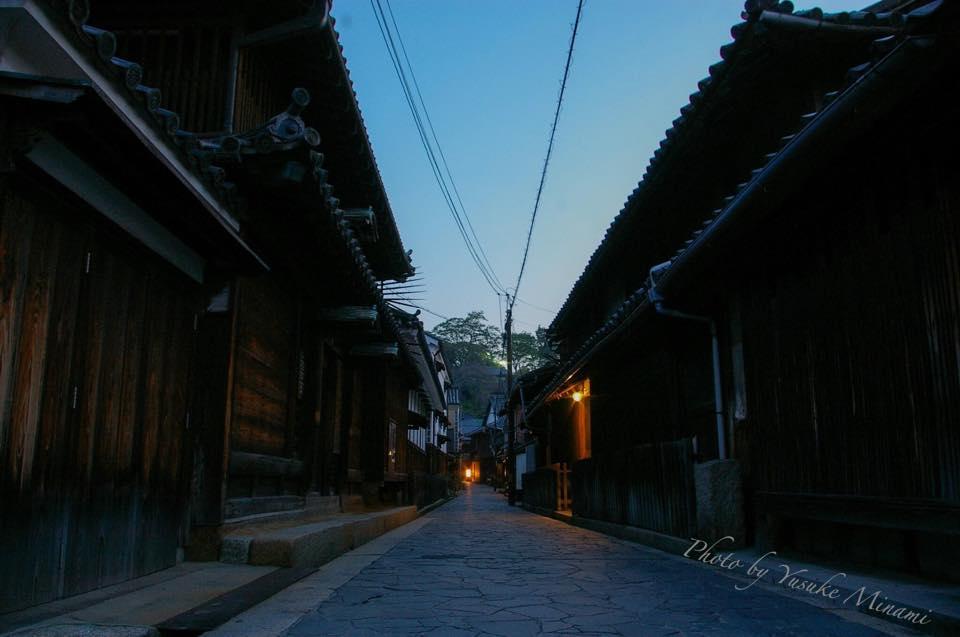 GWおでかけスポット~早朝の鞆の浦~