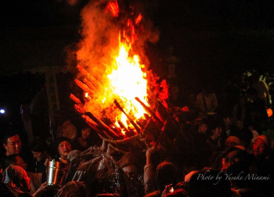 【7月鞆の浦】日本三大火祭りの一つ~お手火神事~ 広島県福山市