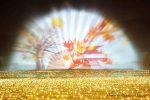 【感動の3Dシアター】 中四国初登場、スプラッシュシアター/みろくの里ウインターイルミネーション2016(広島県福山市)