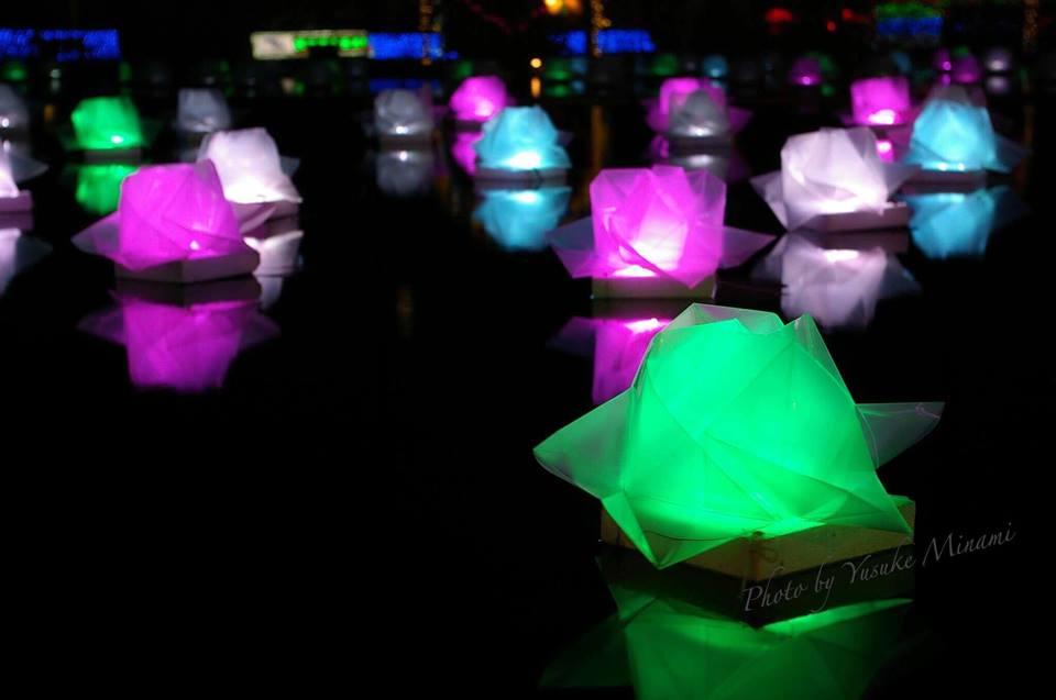 【光の祭典】 ルクシアタふくやま2016イベント開催!!/広島県福山市(中央公園・学びの館ローズコム)【イルミネーション】