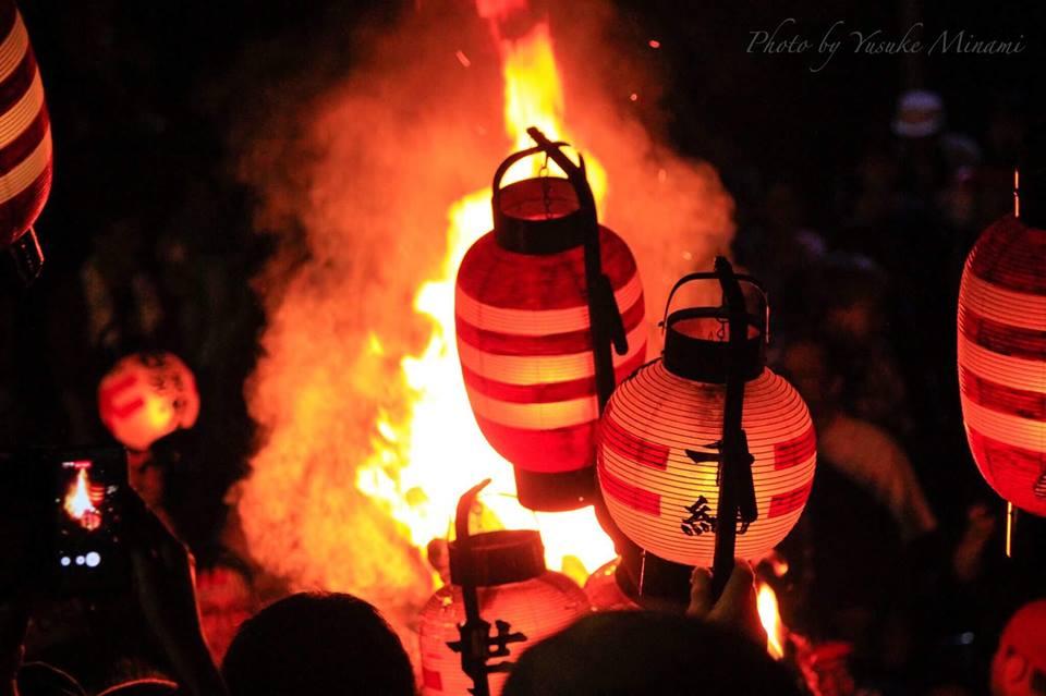 【お手火神事2019】 鞆の浦・沼名前神社で7月13日開催!!/広島県福山市