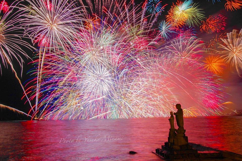 【松江水郷祭2019】駐車場はどこ?湖上花火大会は8月3日、4日開催!!/島根県松江市