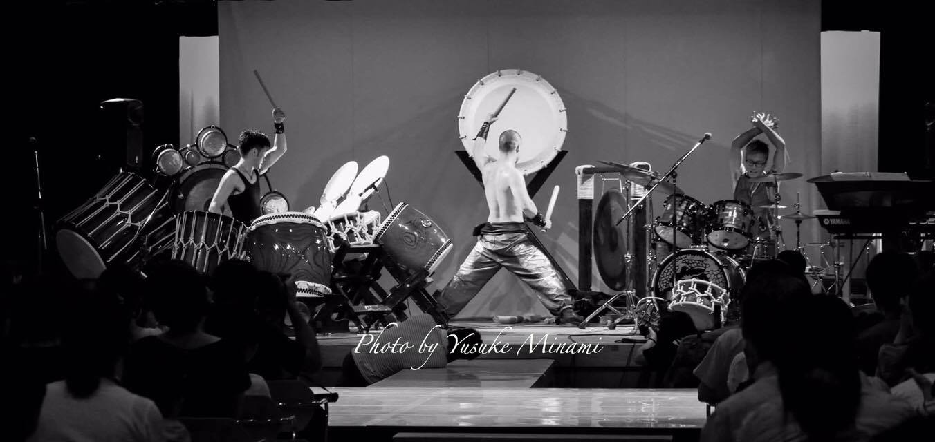 【8月24日発売!】  太鼓ユニット我龍~シークレットライブ 広島県府中市 【10周年記念コンサートDVD】