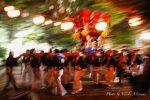 【神島天神祭】2017年は9月16日、17日開催!花火もあがった神島天神祭2016/岡山県笠岡市