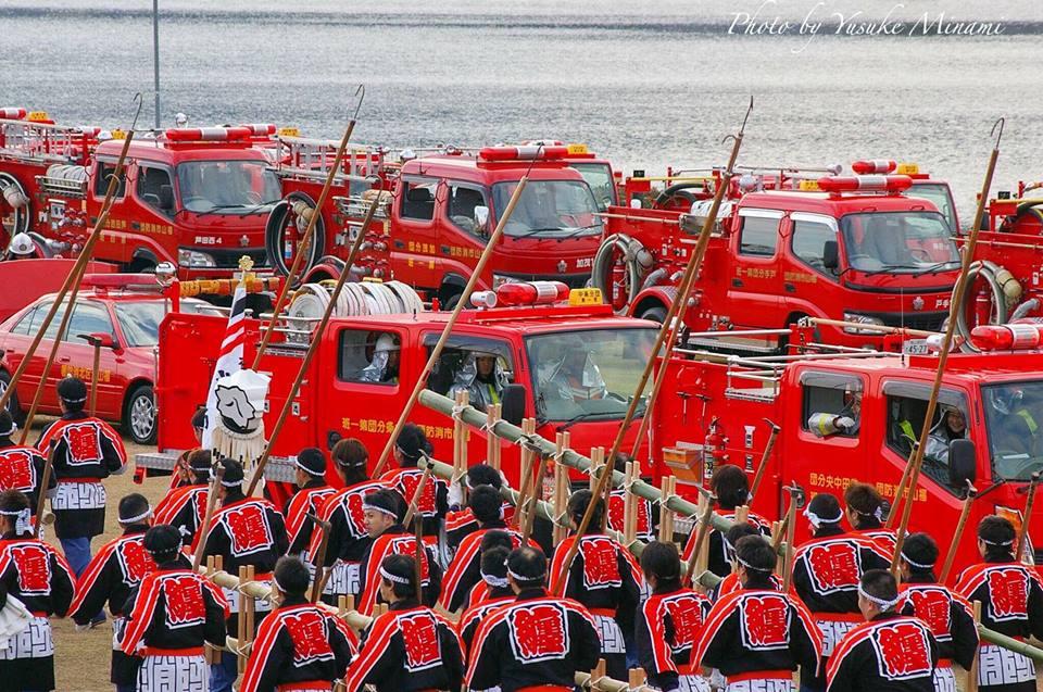 【福山市消防出初式2020】駐車場はどこ?芦田川河川敷で消防出初式が開催!!/広島県福山市