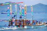 【鞆の浦観光鯛網2020開催中止】 鯛網船から見た景色とは!?/福山市鞆の浦