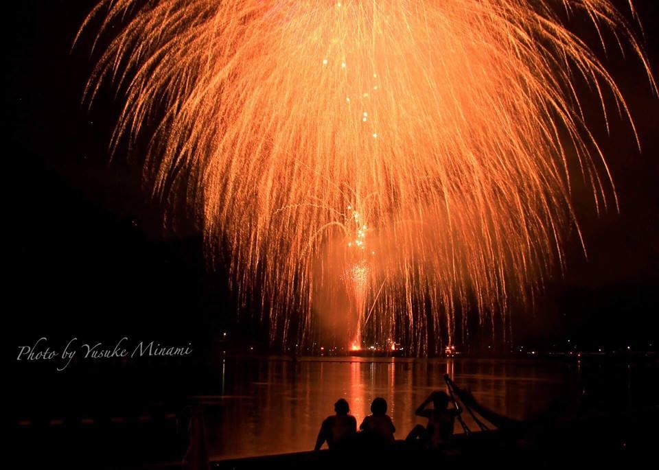 【クレセントビーチ夏祭り花火大会2019】8月18日開催!雰囲気や花火を紹介!/広島県福山市