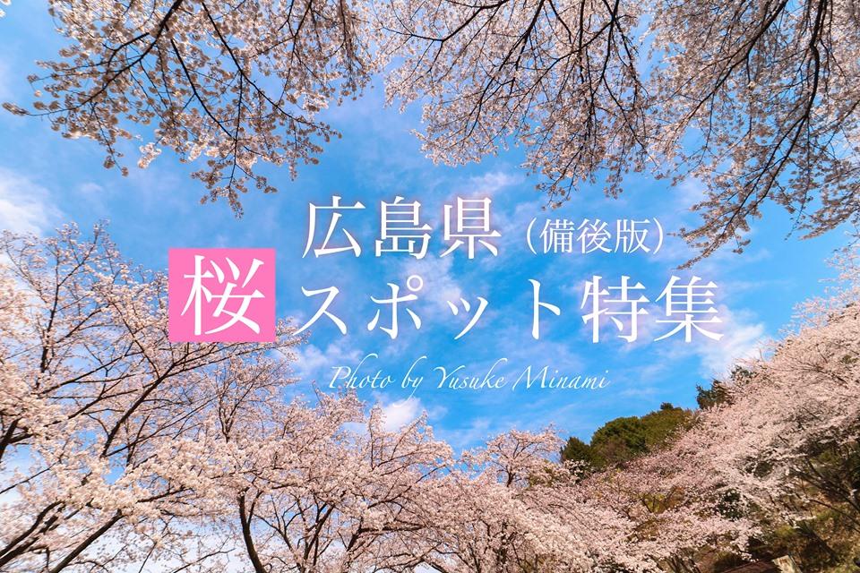 【2020年度版】広島県のおすすめ桜スポット特集(備後版)